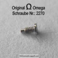 Omega Schraube 2270 Part Nr. Omega 2270