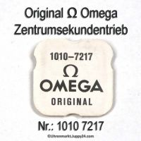 Omega Zentrumsekundentrieb H1 mit Ring Part Nr. Omega 1010-7217 Cal. 1010 1011 1012 1030 1035