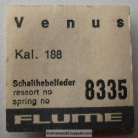 Venus Schalthebelfeder Part Nr. 8335 für Kaliber 188