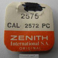 Zenith Feder für Datumssperre Part Nr. 2575 für Kaliber 2572