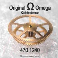 Omega Kleinbodenrad 470-1240 Doppeltes Kleinbodenrad 470 1240 Cal. 470 471 490 491 500 501 502 503 504 505