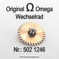 Omega Wechselrad 502-1246 Omega 502 1246 Cal. 502 503 504