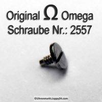 Omega Sperradschraube 2557 Part Nr. Omega 2557