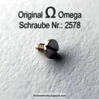 Omega Schraube 2578 Part Nr. Omega 2578