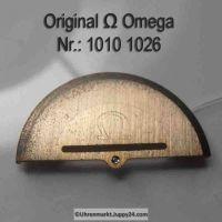 Omega Rotor gebraucht Part Nr. Omega 1010-1026 Cal. 1010 1011 1012 1020 1021 1022