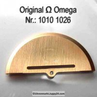 Omega Rotor NEUWERTIG aus Lagerbestand Part Nr. Omega 1010 1026 Cal. 1010 1011 1012 1020 1021 1022