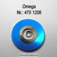Omega Zugfeder NEU Part Nr. Omega 470-1208 Cal. 470 471 490 491 500 501 502 503 504 505