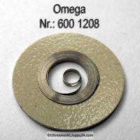 Omega Zugfeder Omega 600-1208 Cal. 600 601 602 610 611 613