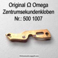 Omega Zentrumsekundenkloben Part Nr. Omega 500-1007 Cal. 500 502 503