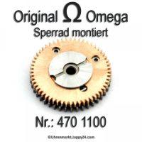 Omega Sperrad Part Nr. Omega 470-1100 Cal. 470 471 490 491 500 501 502 503 504 505