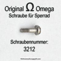 Omega Schraube 3212 für Sperrad Part Nr. Omega 3212