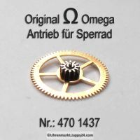 Omega Antrieb für Sperrad Part Nr. Omega 470-1437 Cal. 470 471 490 491 500 501 502 503 504 505