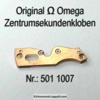 Omega Zentrumsekundenkloben Part Nr. Omega 501 1007 Cal. 501 504 505