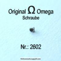 Omega Schraube 2602 Part Nr. Omega 2602