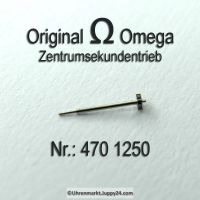 Omega Zentrumsekundentrieb 470-1250 Omega 470 1250 Höhe 5,75mm Cal. 470 471 500 501 505