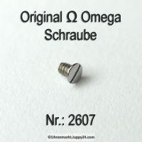 Omega Schraube 2607 Part Nr. Omega 2607