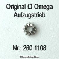 Omega Aufzugstrieb Omega 260-1108 Cal. 260 261 262 265 266 267 268 269 280 283 284 285 286 30 30SCT2 30T1 30T2 30T3