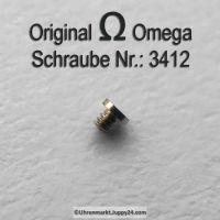 Omega Schraube 3412 für Kronradkern Part Nr. Omega 3412