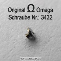 Omega Schraube 3432 Part Nr. Omega 3432