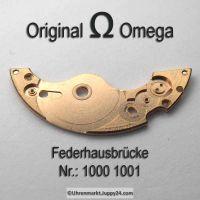 Omega 1000-1001 Omega Federhausbrücke Cal. 1000 1001 1002