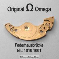 Omega Federhausbrücke Omega 1010-1001 Cal. 1010 1011 1012 1020 1021 1022