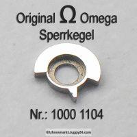 Omega Sperrkegel Part Nr. Omega 1000-1104 Cal. 1000 1001 1002