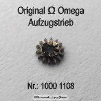 Omega 1000 1108 Omega Aufzugstrieb Cal. 1000 1001 1002