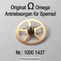 Omega Antriebsrad für Sperrad Part Nr. Omega 1000-1437 Cal. 1000 1001 1002