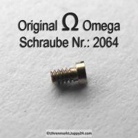 Omega Schraube 2064 für Untere Brücke für Automatvorrichtung Omega 2064