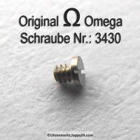 Omega Schraube 3430 Part Nr. Omega 3430