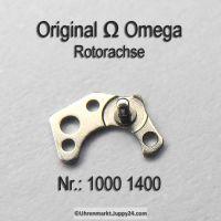 Omega Rotorachse Omega 1000-1400 Cal. 1000 1001 1002