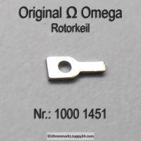 Omega 1000-1451, Omega Rotorkeil 1000 1451 Cal. 1000 1001 1002