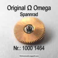 Omega 1000-1464, Omega Spannrad 1000 1464 Cal. 1000 1001 1002