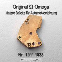 Omega Untere Brücke für Automatvorrichtung Omega 1011-1033 Cal. 1011 1012 1021 1022
