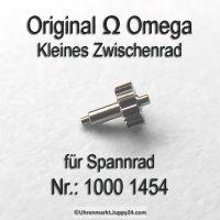 Omega 1010-1454, Omega kleines Zwischenrad für Sperrad 1010 1454 Cal. 1010 1011 1012 1020 1021 1022