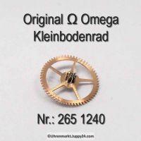 Omega Kleinbodenrad - Doppeltes Kleinbodenrad Part Nr. Omega 265-1240 Cal. 265, 266, 267, 268, 269 30T2