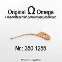 Omega 350-1255 Friktionsfeder für Zentrumsekundentrieb Omega 350 1255 Cal. 350 351 352 353 354 355