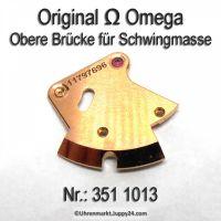 Omega obere Brücke für Schwingmasse Omega 351-1013 Cal. 351 353 354 355