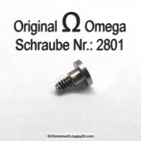 OMEGA 2801 Schraube für Sperrklinke - Part Nr.:  2801