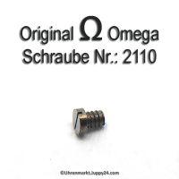 Omega Schraube 2110 Part Nr. Omega 2110