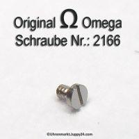 Omega Schraube 2166 Part Nr. Omega 2166