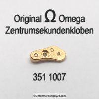 Omega Zentrumsekundenkloben Part Nr. Omega 351-1007 Cal. 351 352 353 354 355