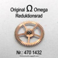 Omega Reduktionsrad Part Nr. Omega 470-1432 Cal. 470 471 490 491 500 501 502 503 504 505
