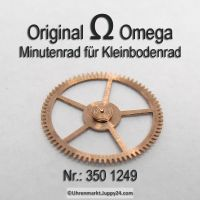 Omega 350-1249 Mitnehmrad über Kleinbodenrad Omega 350 1249 Cal. 350 351 352 353 354 355