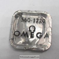 Omega Minutenrohr 560-1220 Omega 560 1220 H2 Höhe 3,00mm Cal. 560 561 562 563 564 565 610 611 613
