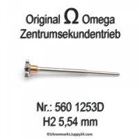 Omega Zentrumsekundentrieb 560 1253d Part Nr. Omega 560-1253d Cal. 560 561 562