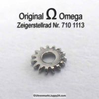 Omega Zeigerstellrad Part Nr. Omega 710-1113 Cal.  710 711 712