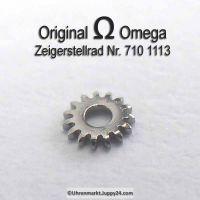 Omega Zeigerstellrad Omega 710-1113 Cal. 710 711 712