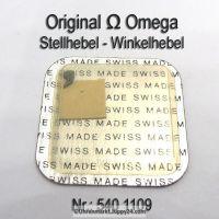 Omega Stellhebel - Omega Winkelhebel Part Nr. Omega 540-1109 Cal. 540