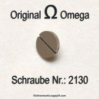 Omega Schraube 2130 Part Nr. Omega 2130